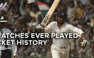 Best Matches Ever Played in Cricket History
