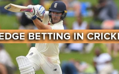 What is Hedge Betting in Cricket?