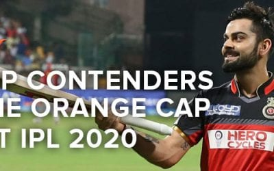 Who will Win the Orange Cap at IPL 2020?