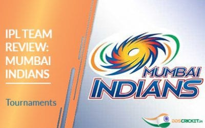 IPL Team Review: Mumbai Indians