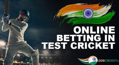 Guide to Online Betting in Test Cricket