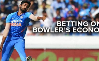 Betting Online on Bowler's Economy Rate