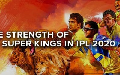 The Core Strength of Chennai Super Kings in IPL 2020