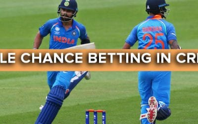 What is Double Chance Betting in Cricket?