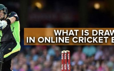 What is Draw no Bet in Online Cricket Betting?