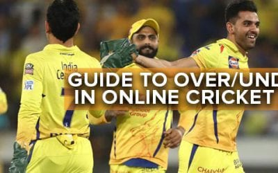 Guide to Over/Under Bets in Online Cricket Betting?