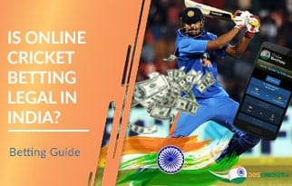 Is Online Cricket Betting Legal in India?
