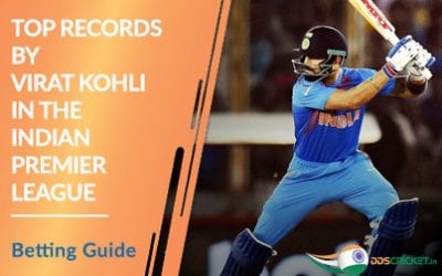 Top Records by Virat Kohli in the Indian Premier League