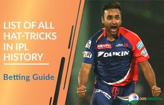 Hat-tricks in the IPL