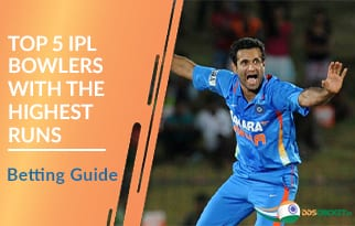 Top 5 IPL Bowlers with the Highest Runs