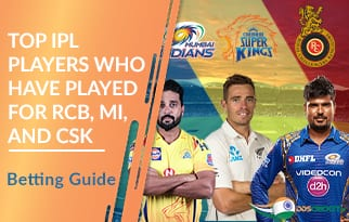 Top IPL Players who have Played for RCB, MI, and CSK
