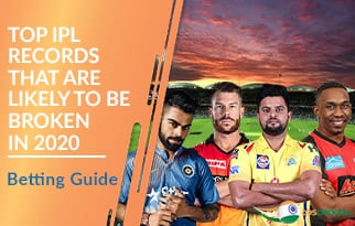 Top IPL Records that are Likely to be Broken in 2020